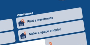Find warehouse space on the warehouse exchange