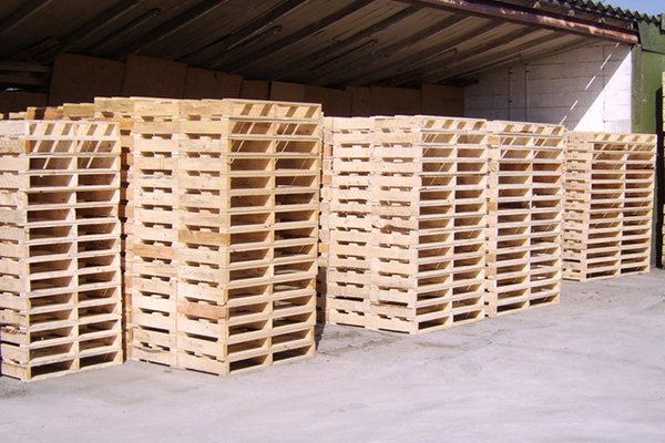 PALLETISED GOODS AND PICK & PACK
