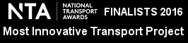 National Transport Awards Most Innovative Transport Project