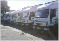 A large fleet to support any job