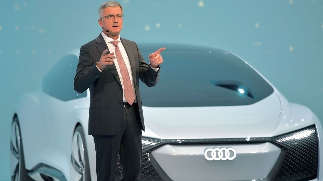 Audi CEO Rupert Stadler under arrest during emissions scandal investigation