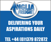 Anglia Freight Banner