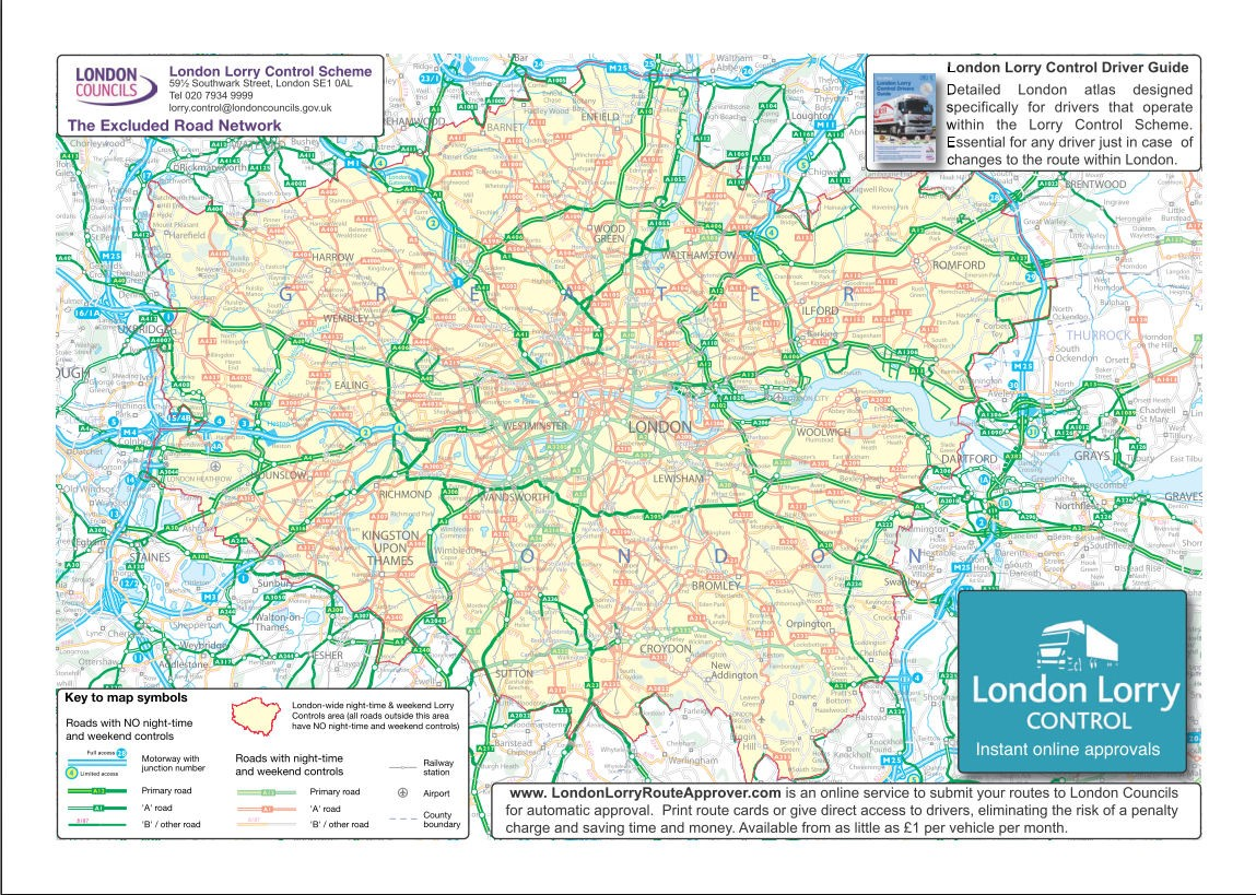 A guide to HGV work in London