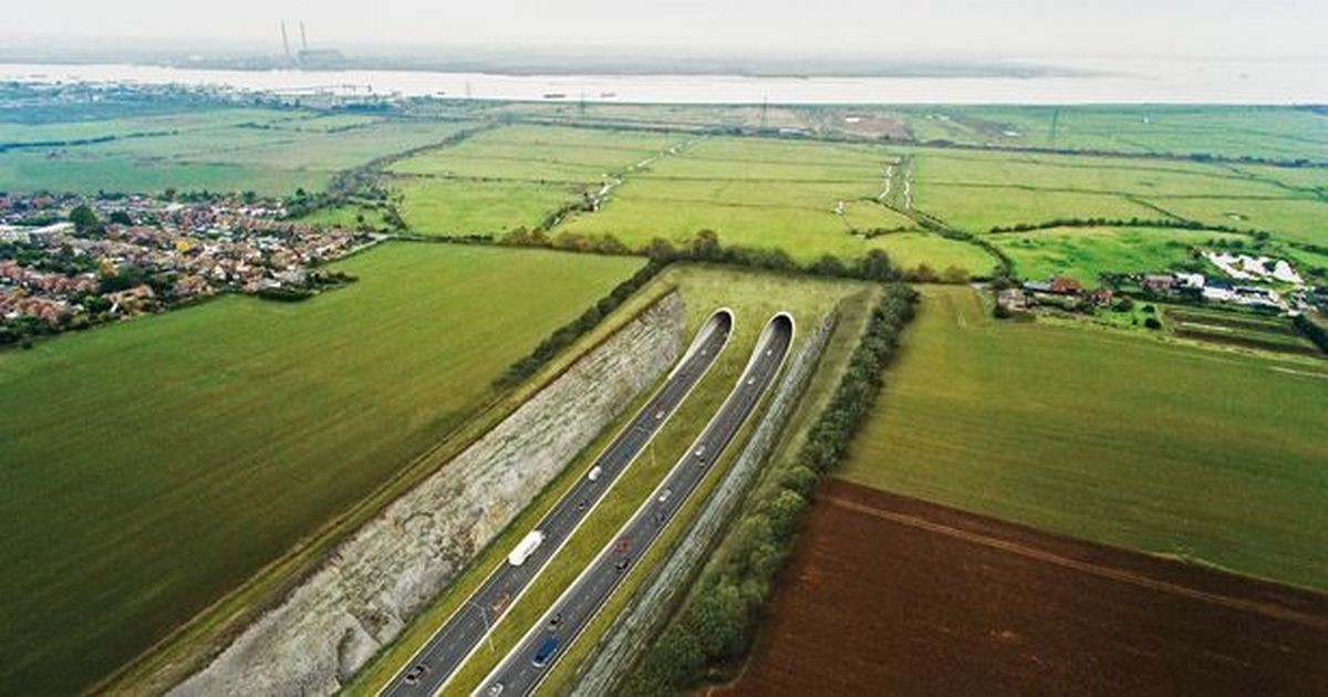Lower Thames Crossing plans go public - Have your say!