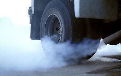 Plan proposed for polluting HGV's