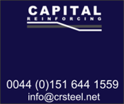 CR Steel banner ad