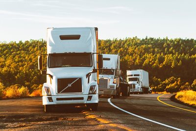"""Keep moving"" with Volvo Truck's new finance program"