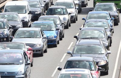 UK road congestion at its worst level for 10 years