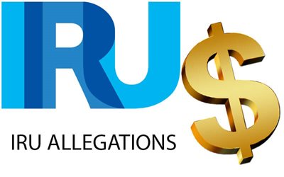 Allegations of IRU Hiding Members Funds