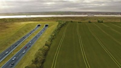 Lower Thames Crossing tunnel backing could benefit haulage industry