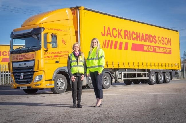 HGV driver shortage tackled with training programme by Jack Richards & Sons