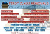 First Class Removals