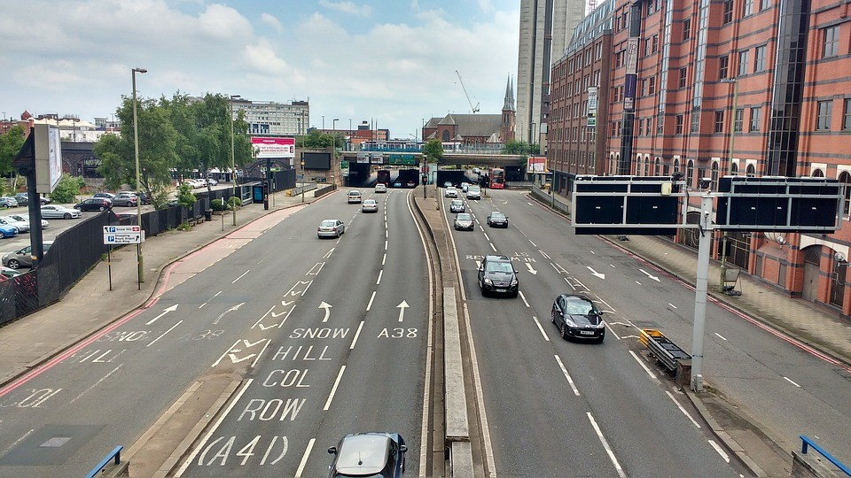 Birmingham Clean Air Zone plans put into action