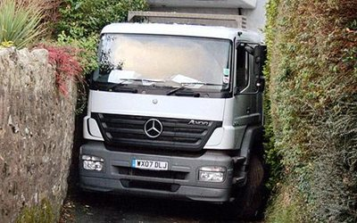 Councils to fine irresponsible HGV drivers?