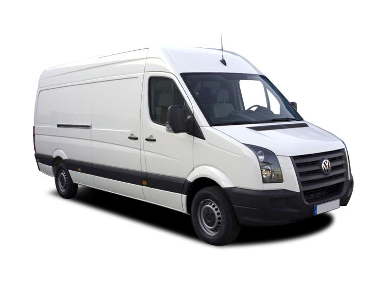 VW-Crafter  XLWB/High roof