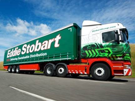 Eddie Stobart shares suspended as chief departs firm