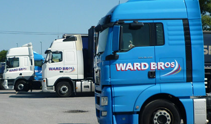 One of the leading haulage companies in Middlesbrough, Newcastle, Hull, Malton and the North East.
