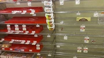 Food shortages predicted in the UK