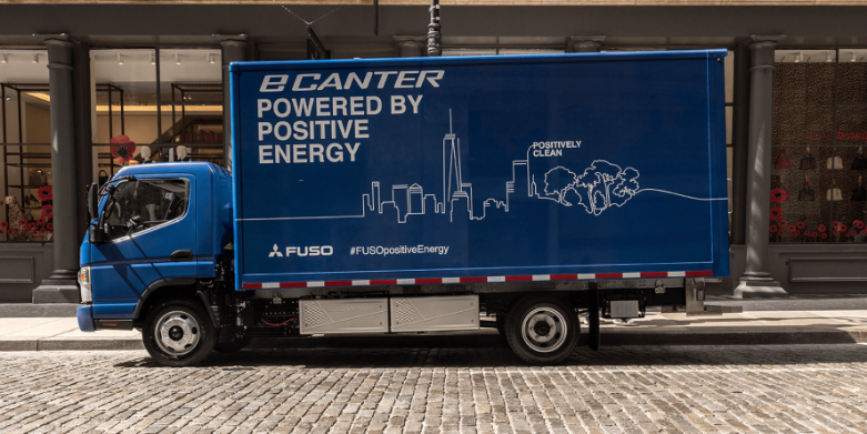 Electric Truck Ready For Mass Production