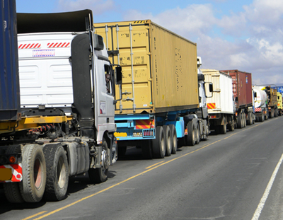 France Backs Down & Suspends New HGV Tax