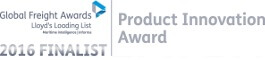Global Freight Awards Product Innovation