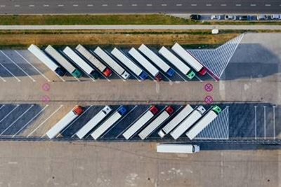 Foreign HGV accidents on motorways increase by 14%