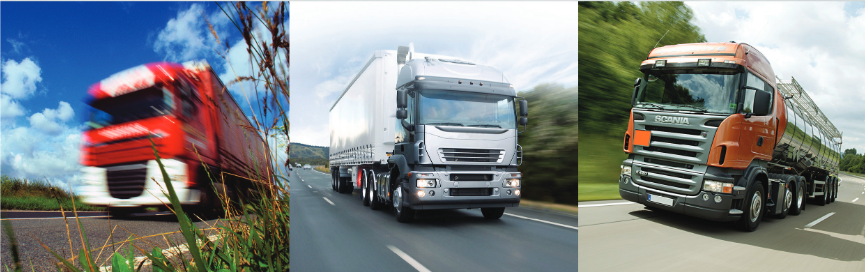 Fully serviced fleet to meet all your haulage requirements