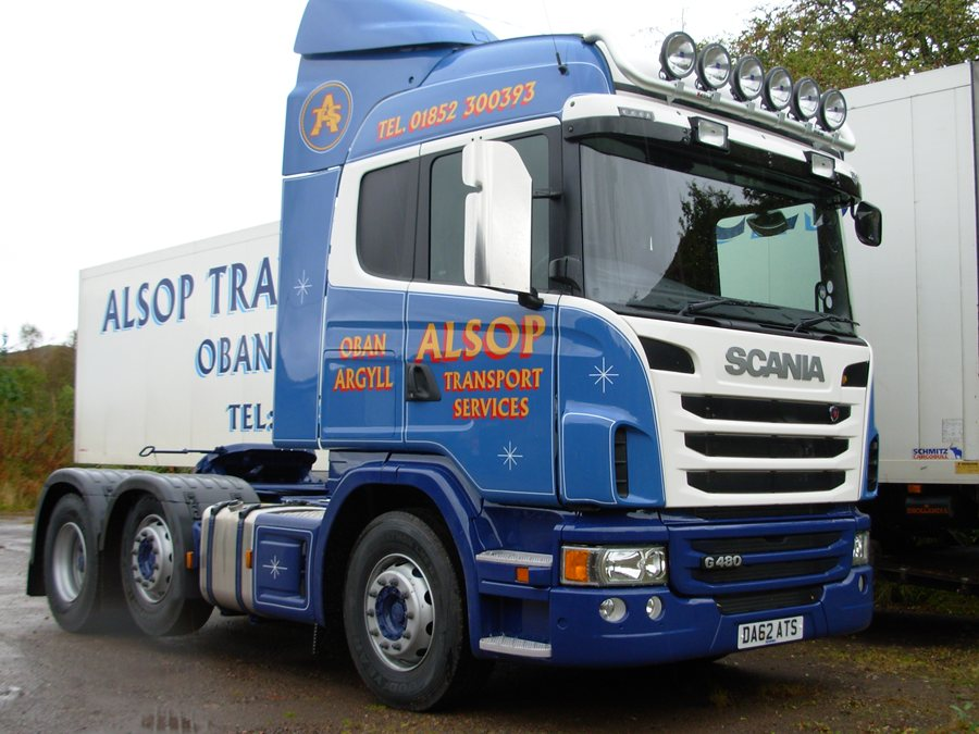 Scania DS 11 ATS