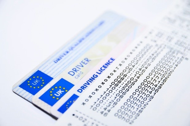 Tachograph card used fraudulently by UK firm