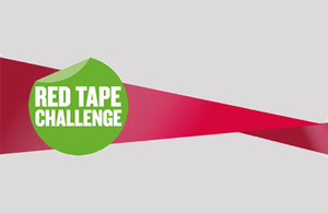 Consultation on Red tape challenge