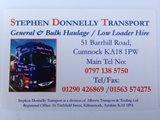 Stephen Donnelly Transport