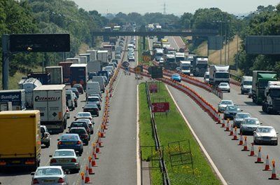 UK Road Congestion Gets Worse, According to new study