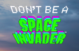 "Highways England launches ""Don't Be a Space Invader"" campaign"