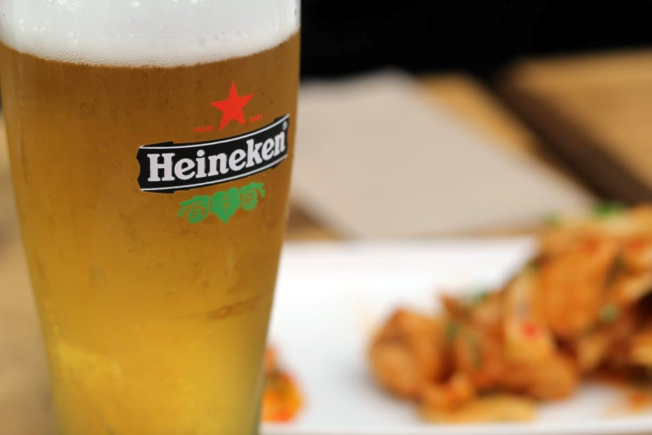 Heinekin plans to stock up on beer in the country before Brexit