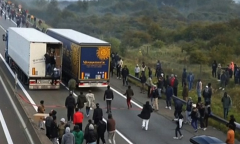 Migrant Fines to Hauliers to Reach £60m