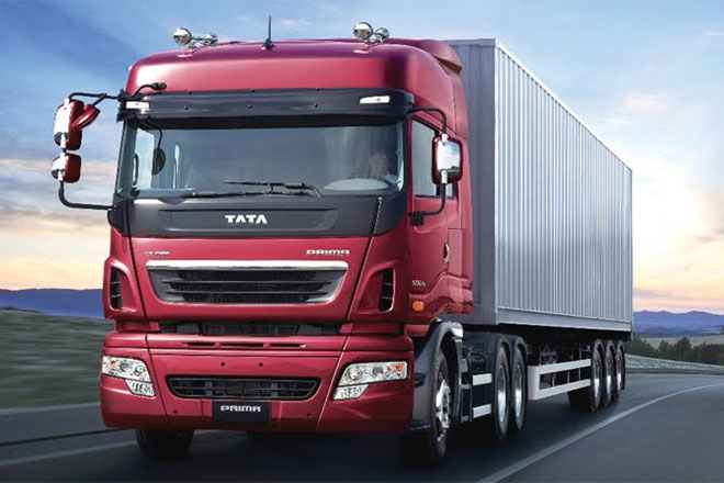 Strong experience in haulage