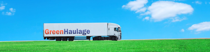 Sustainable transport and green haulage