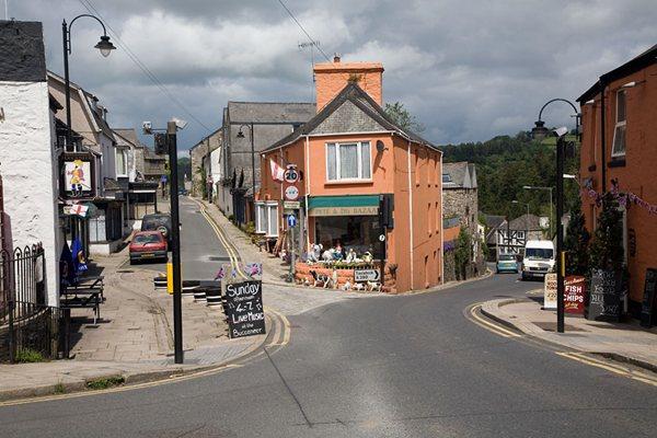 Gunnislake, Cornwall
