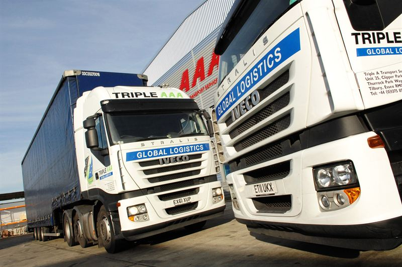 AAA Transport Tilbury