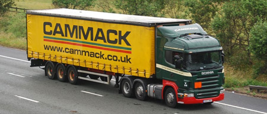 Cammack Trunking Fleet