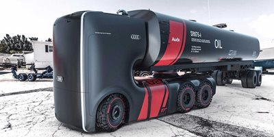 Vehicles of the future will change the haulage/transport industry