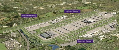 121 bids received to host Heathrow logistics hubs