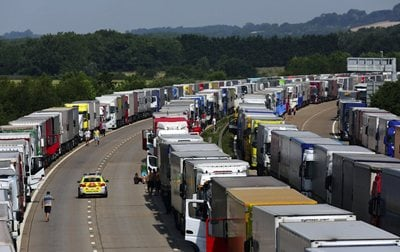 FTA demand compensation for lorry drivers
