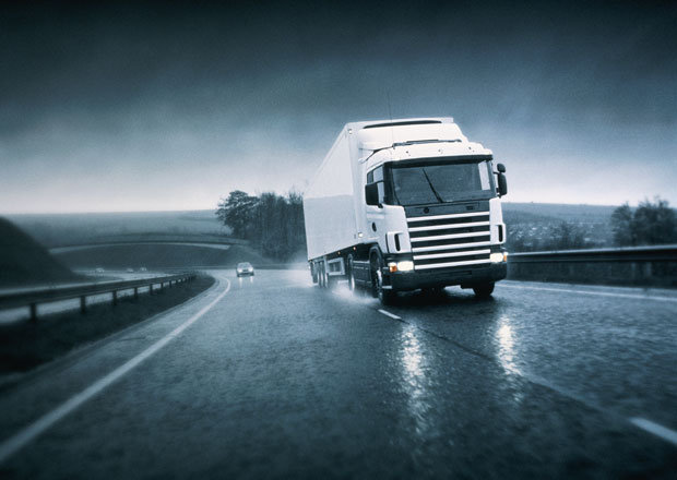 On-time loads in every weather condition