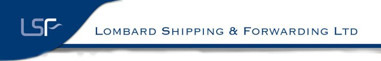 Lombard Shipping & Forwarding Limited.