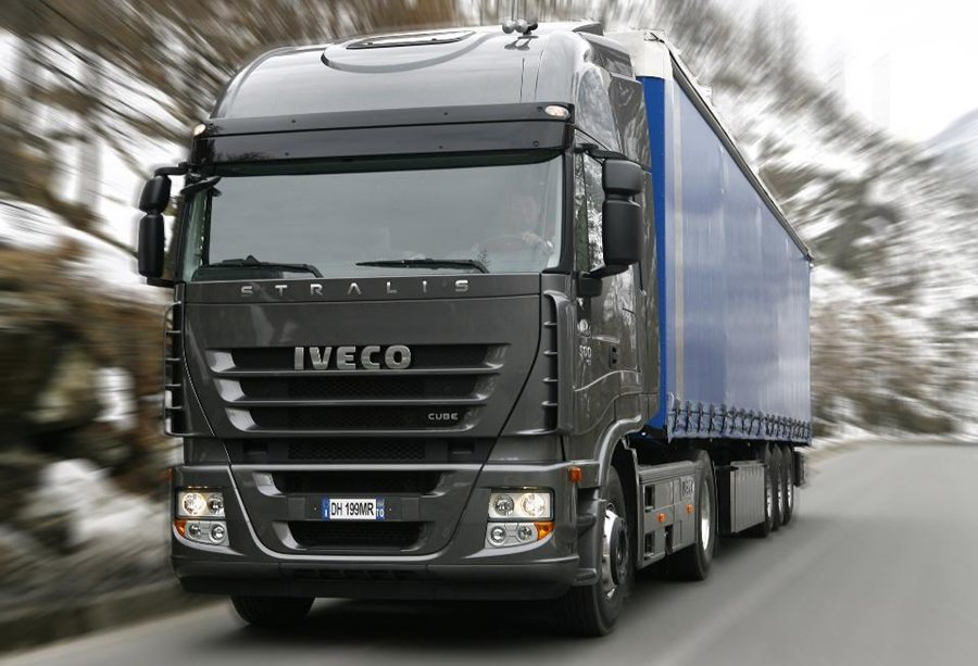 Years of experience in Haulage