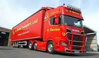 A Davies Transport Ltd