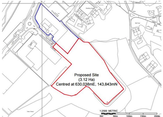 New lorry park proposal near Port of Dover