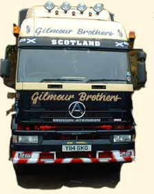 General Road Haulage Trailer Fleet