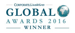 Global Awards Winner 2016